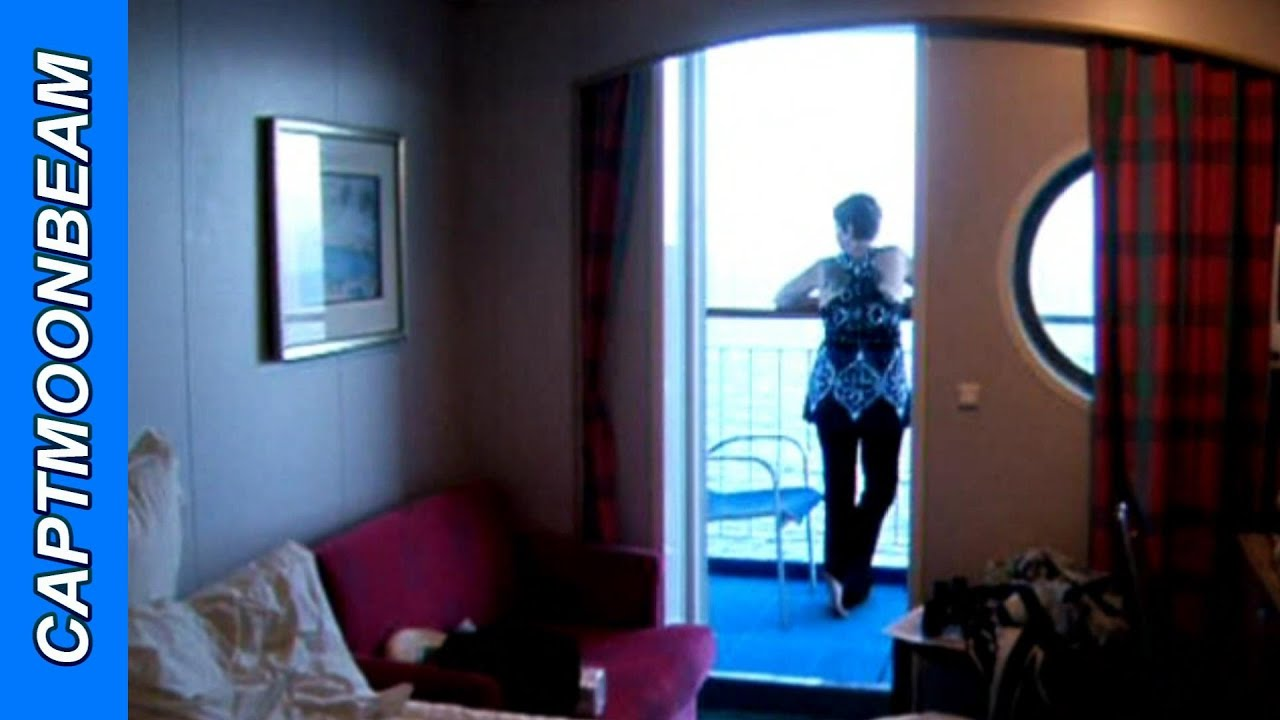 Norwegian sky cruise ship balcony room youtube for Cruise balcony pictures