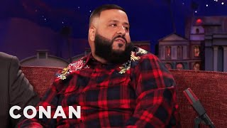 dj khaled explains the meanings behind his catchphrases   conan on tbs