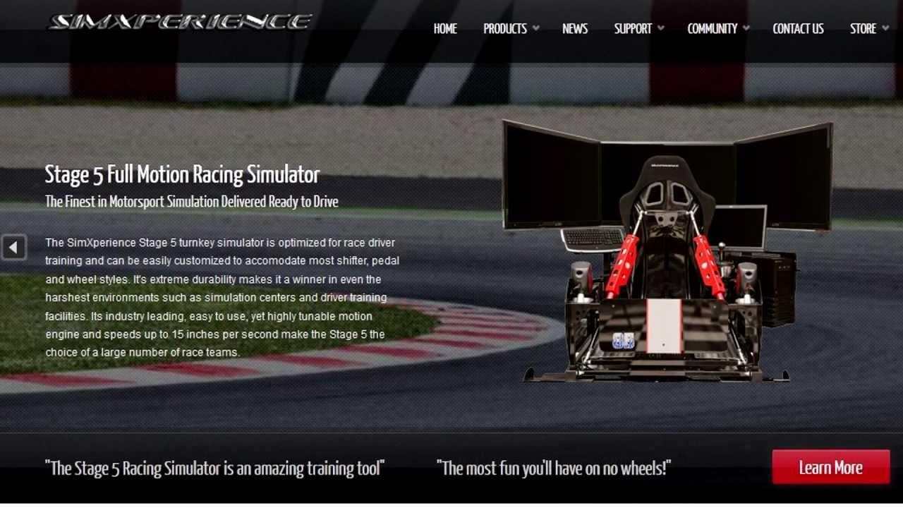 Simvibe By Simxperience Reviewed By Inside Sim Racing