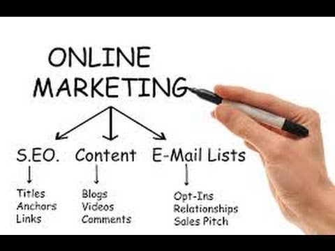 LEARN HOW TO MAKE MONEY ONLINE FROM HOME - STEP BY STEP INTERNET MARKETING VIDEO TUTORIAL