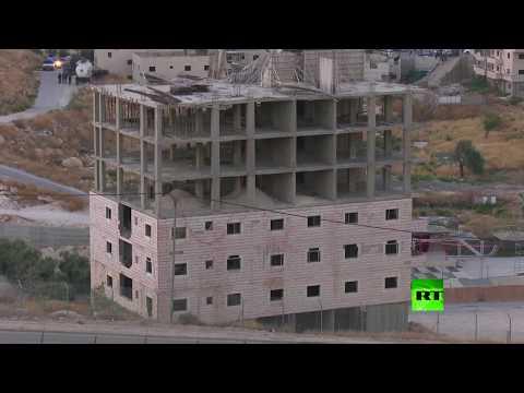 لحظة تفجير الجيش الإسرائيلي لمنزل في القدس  - نشر قبل 9 ساعة