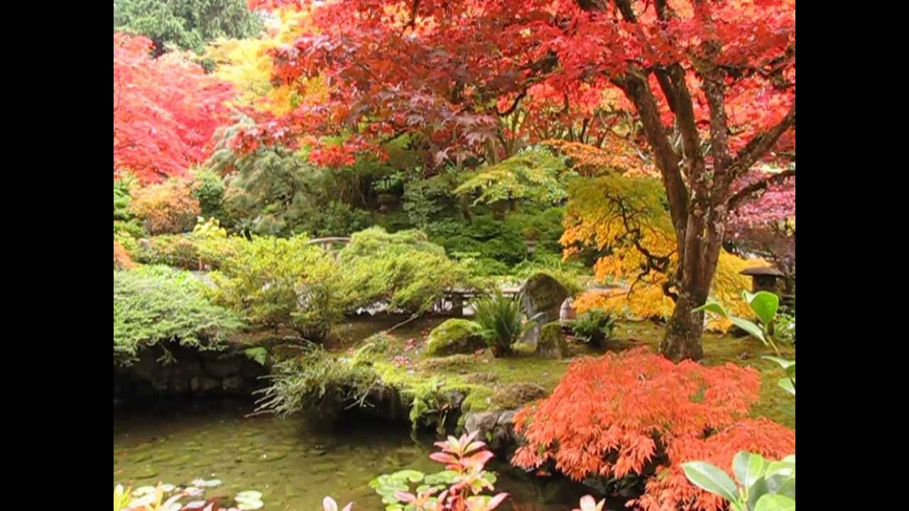 Butchart gardens in october 2013 youtube - What time does victoria gardens close ...