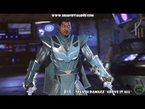 "Injustice 2 The Multiverse ""Splash Damage"""