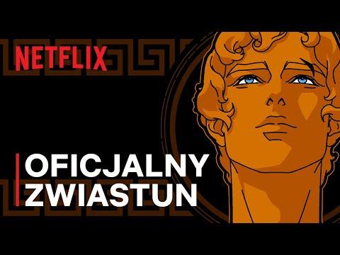 Blood of Zeus | Oficjalny zwiastun | Netflix