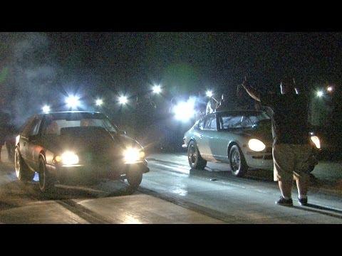 L.A. Street Racing - Big Money!!