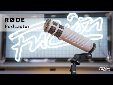 RØDE Microphones - Podcaster