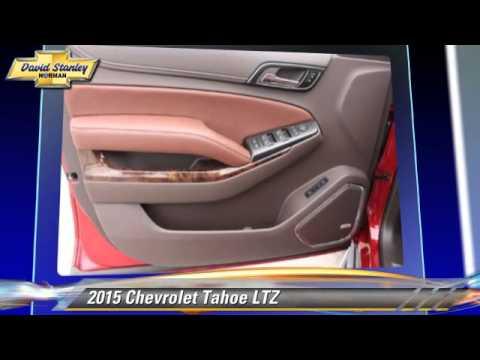 new 2015 chevrolet tahoe ltz norman youtube. Black Bedroom Furniture Sets. Home Design Ideas