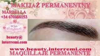 Makijaż permanentny metodą piórkową