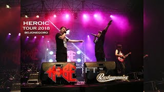 KOBE - HEROIC TOUR 2018 [BOJONEGORO]