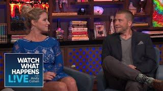 Does Captain Sandy Yawn Treat The Cast Differently Now? | #BelowDeckMed | WWHL