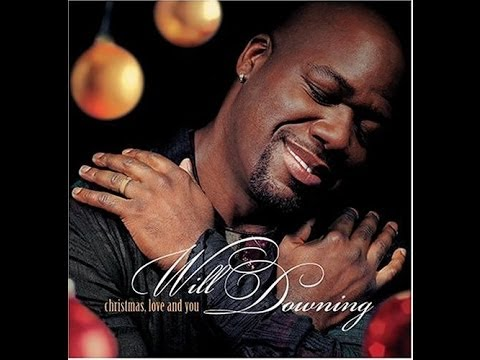 Will Downing - Christmas, Love and You (Video) HD