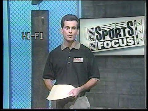 High School Sport Focus, Fall 1996, KICU Ch. 36, San Jose