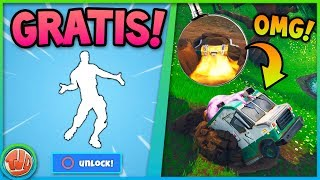 * FREE * EMOTE FOR EVERYONE!! WATCH FAST HOW!! (AVAILABLE 24 HOURS)-Fortnite: Battle Royale