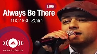 Maher Zain - Always Be There | Simfoni Cinta (Live)