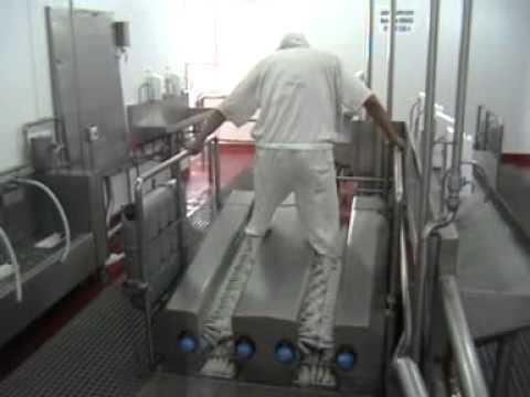 Tecnofrig SRL  Filtro sanitario Vison  YouTube