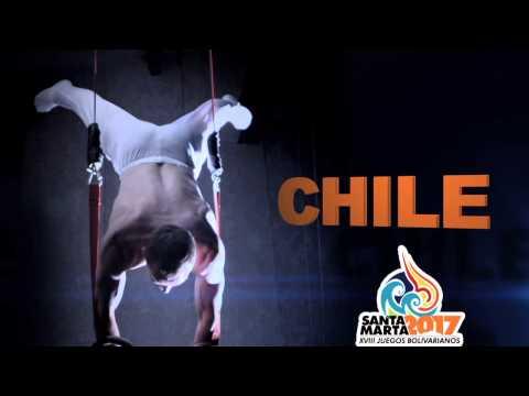 Video Oficial Juegos Bolivarianos Santa Marta 2017