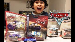 New Disney Cars 3 2018 Diecast Transberry Juice Markus Krankzler Unboxing | Cars Toys for Kids
