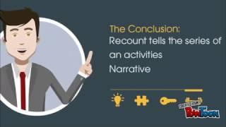 Recount vs Narrative