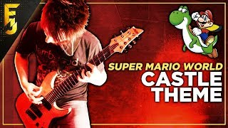 """Super Mario World """"Castle Theme"""" 
