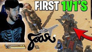 Apex Legends First SoaR 1v1 in *NEW* Update! with SoaR Jonny (Apex Legends PC)