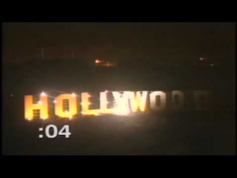 Lighting the Hollywood Sign 2000.wmv