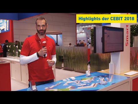AVM-Highlights der CEBIT 2018