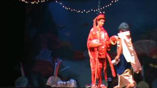2012 Pandemonium Productions Little Mermaid part 21 Fight Scene and triton breaks