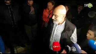 Ahmet Altan ve Nazlı Ilıcak tahliye oldu. İşte ilk sözleri