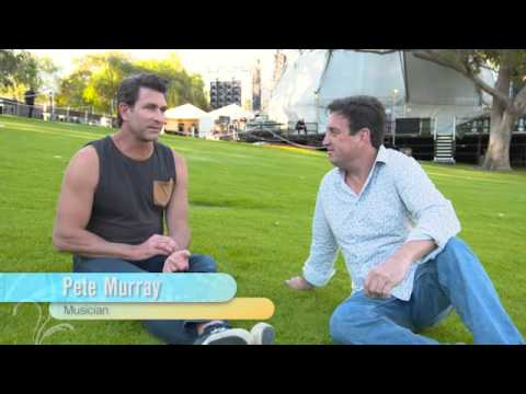 Destination WA - Interview with Pete Murray
