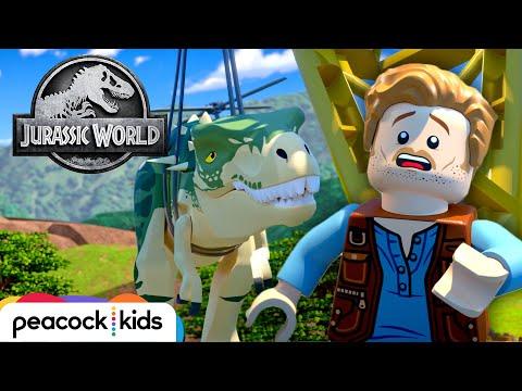 Rock-A-Bye T-Rex | LEGO JURASSIC WORLD: LEGEND OF ISLA NUBLAR