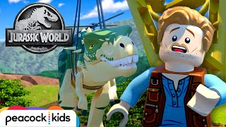 Rock-A-Bye T-Rex | LEGO JURASSIC WORLD: LEGEND OF ISLA NUBLAR