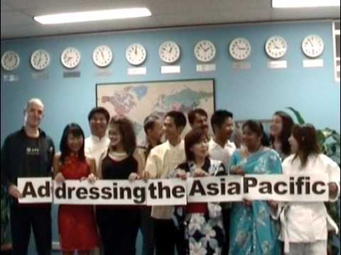 APNIC - Addressing the Asia Pacific