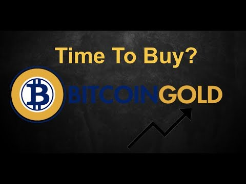Bitcoin Gold Price Surge - Time To Buy Before 2018?
