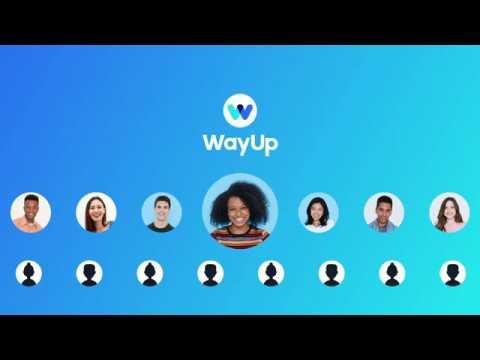Source, Screen & Coach with WayUp