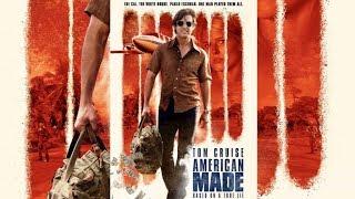 Barry Seal : Una storia americana (USA 2017), con Tom Cruise trailer and poster