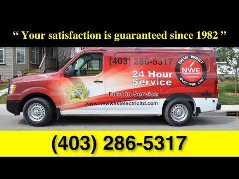 Electrician Residential - Cochrane AB - (403) 286-5317