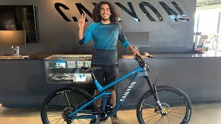 What's The Deal With Canyon Bicycles? (Strive 29 Demo and HQ Visit) thumbnail