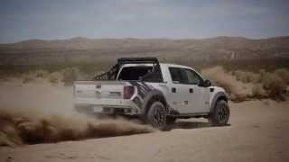 ROUSH Off-Road Raptor SHAKEDOWN!