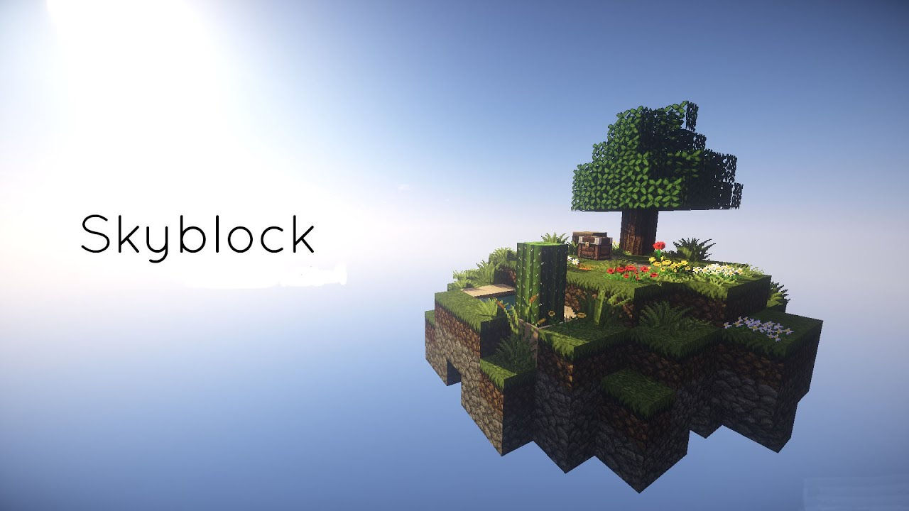 how to make villagers spawn in skyblock