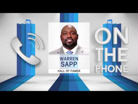 Pro Football Hall Of Famer Warren Sapp Says Myles Garrett Isn