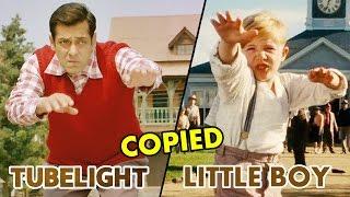 Salman Khan's Tubelight COPY Of Little Boy - REVEALED