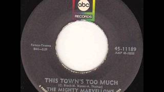 The Mighty Marvellows - This town