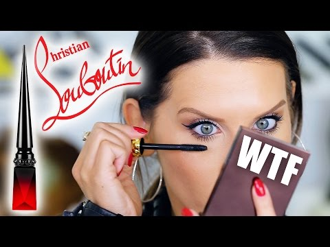 LOUBOUTIN MAKEUP TESTED   Spring 2017 Collection TESTED