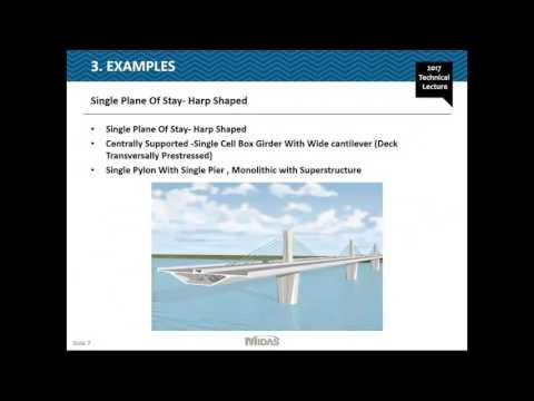 [Expert Webinar] Spanning Bridges using Extradosed Cables
