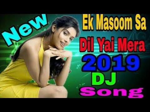 Ek Masoom Sa Dil Ye Mera Mere Sajan Ne Chura Liya Bollywood Songs DJ Remix Mix By DJ Firoz DJ FS Cop