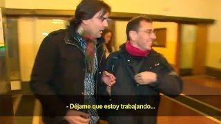 Ciudadano Cake intenta entrevistar (sin éxito) a Juan Carlos Monedero
