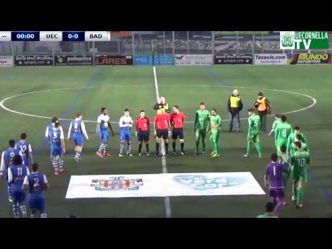 RESUMEN | UE CORNELLÀ 1-1 CF BADALONA