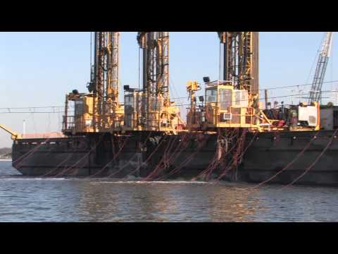 New Bedford Marine Commerce Terminal dredging