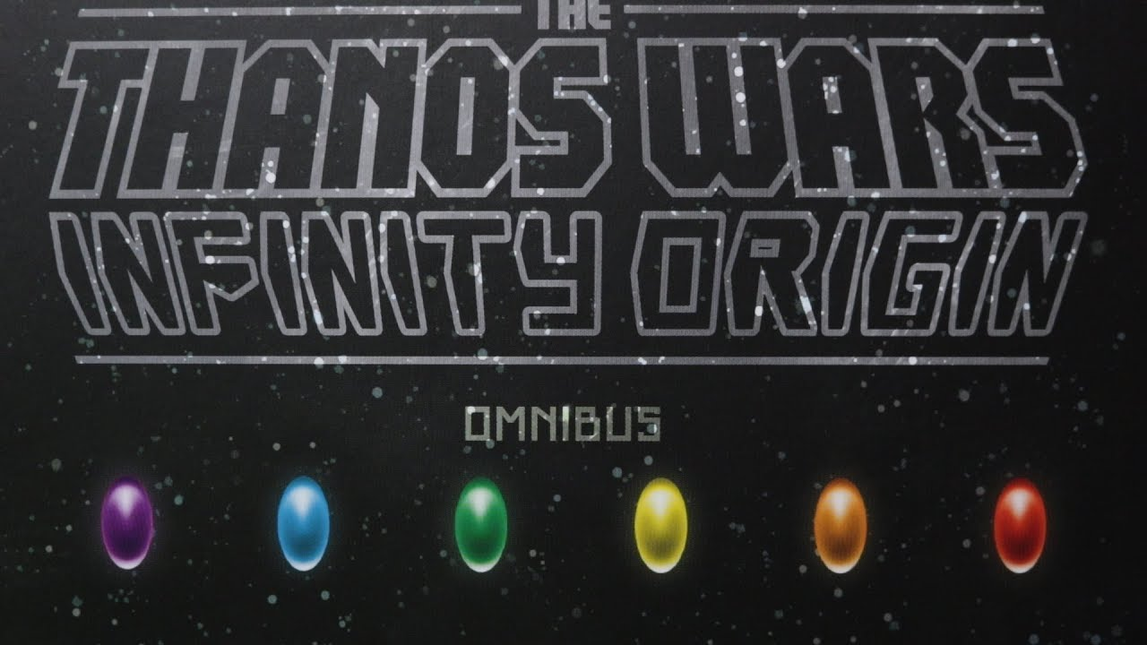 Why You Should Buy: The Thanos Wars - Infinity Origin Omnibus