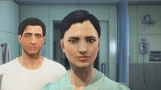 Создаём персонажа в Fallout 4 Иви Фрай